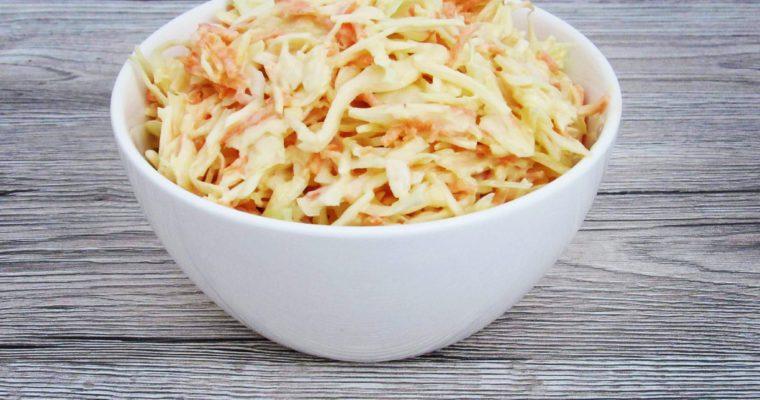 """Zelný salát """"Coleslaw"""""""
