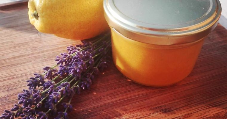 Lemon curd od Janči