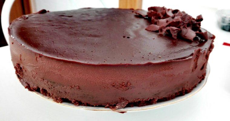 Tarte au chocolat od Janči